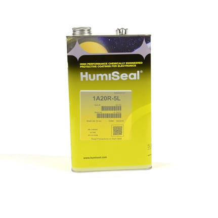 Humiseal 1A20 conformal coating