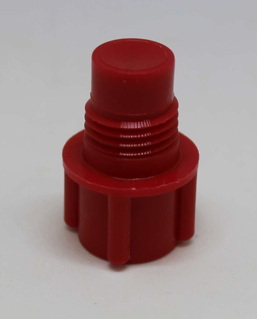 Fisnar Threaded Tip Cap - 10 Pack
