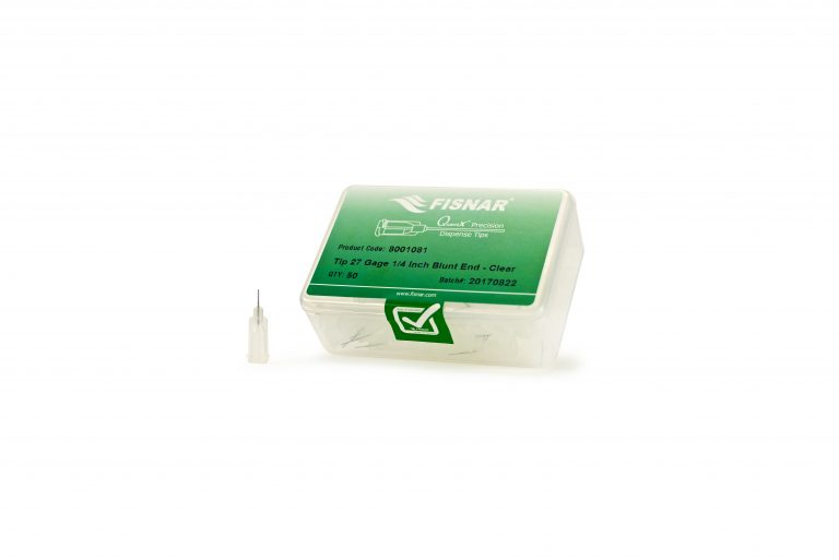Ellsworth Adhesives Europe Fisnar Blunt End Tips