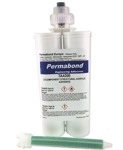 Permabond TA4205B (use withh TA4205A)