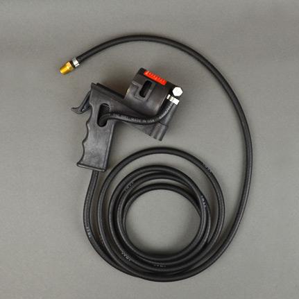 Techcon 110-1-10 Metal Handle & Hose