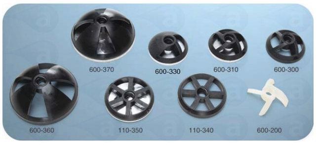 Techcon 600-310 Foiled Circle Dasher