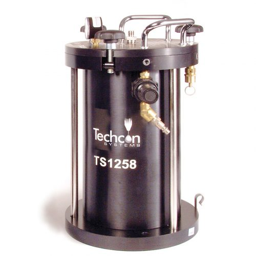 Techcon TS1258 Pressure Pot Chamber 100PSI