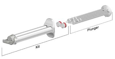 Sulzer PLH X05-01-45 Plunger