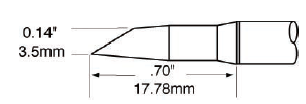 Metcal SFP-DRH35