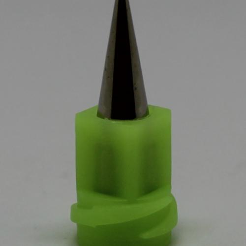 Fisnar 20ga Green Micron-S Standard Bore - 8 Pack
