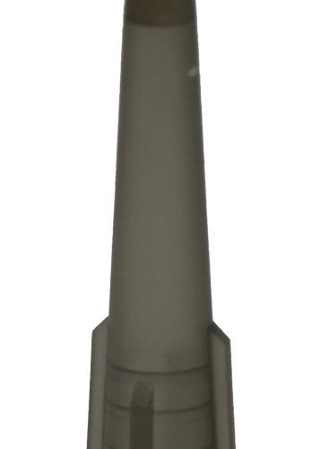 Fisnar 16ga Grey Double Tapered Tip - 50 Pack
