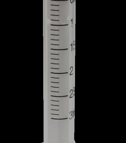 Fisnar Graduated LL Manual Syringe Assembly - 10 Pack