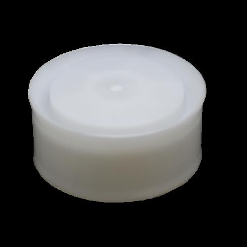 Fisnar 1/10 Gal Plunger Wiper LDPE - 10 Pack