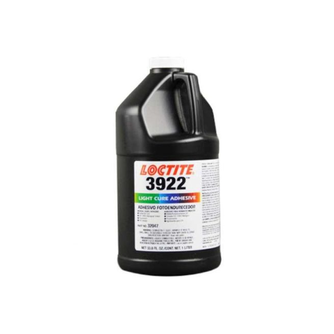 Henkel Loctite AA 3922 UV Medical Adhesive