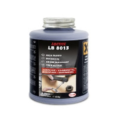 Henkel Loctite LB 8013 Hi-Purity Anti-Seize Can Brush Top