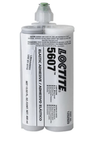 Henkel Loctite SI 5607 Fast Cure 2 part Silicone