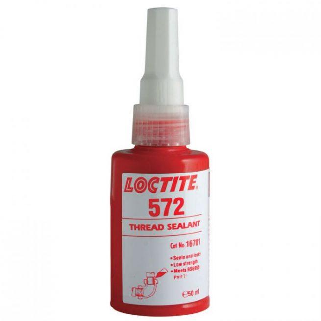 Henkel Loctite 572 Low Strength Slow Cure Pipeseal