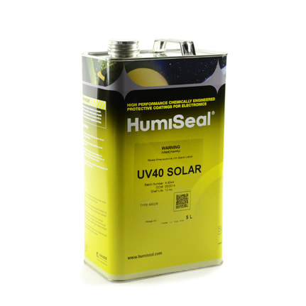 Humiseal UV40-Solar UV Cure