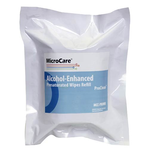 Microcare MCC-PROWR Alcohol-Enhanced Flux Remover ProClean
