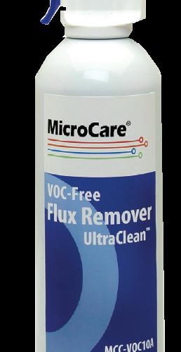 Microcare Ultraclean VOC-Free FluxRemover