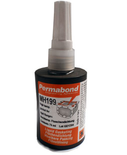 Permabond MH199 Accordion Gasketing Anaerobic Adhesive