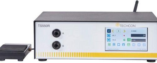 Techcon TS550R Valve Controller
