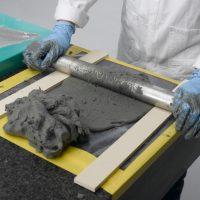 6 Laminating paste rolling