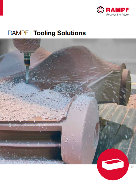 RAMPF tooling solutions product catalogue